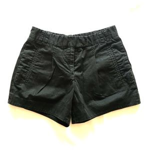 French Connection black short size 2